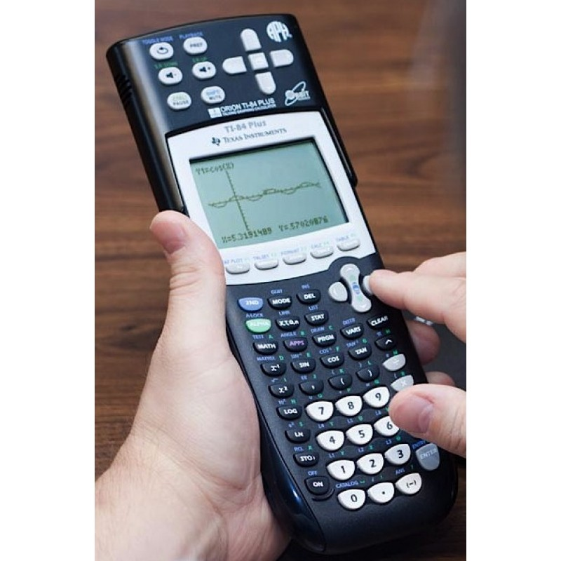 Ti 84 Plus Graphing Calculator By Texas Instruments Reviews Inside
